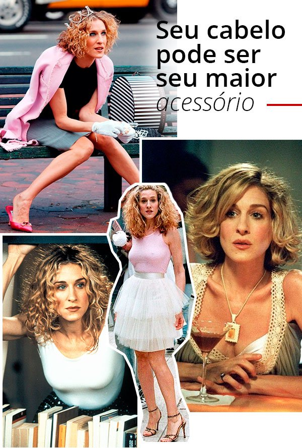 carrie bradshaw - serie - sex and the city - looks - personagem
