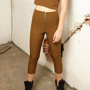 Calça Beverly Tamanho: G - Cor: Amarelo