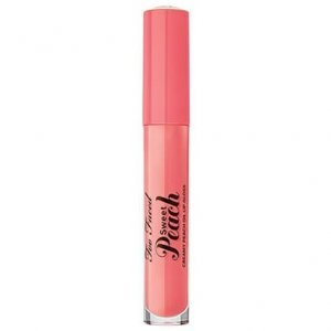 Gloss Labial Too Faced Sweet Peach Lip Gloss