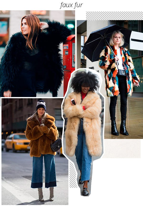 faux - fur - looks - casaco - fake
