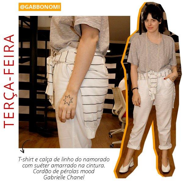 Gabriela bonomi - look - roupas - boy - namorado