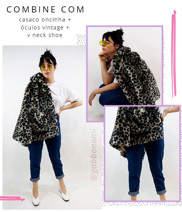Gabriela bonomi - look - mom jeans - tshirt branca - steal the look