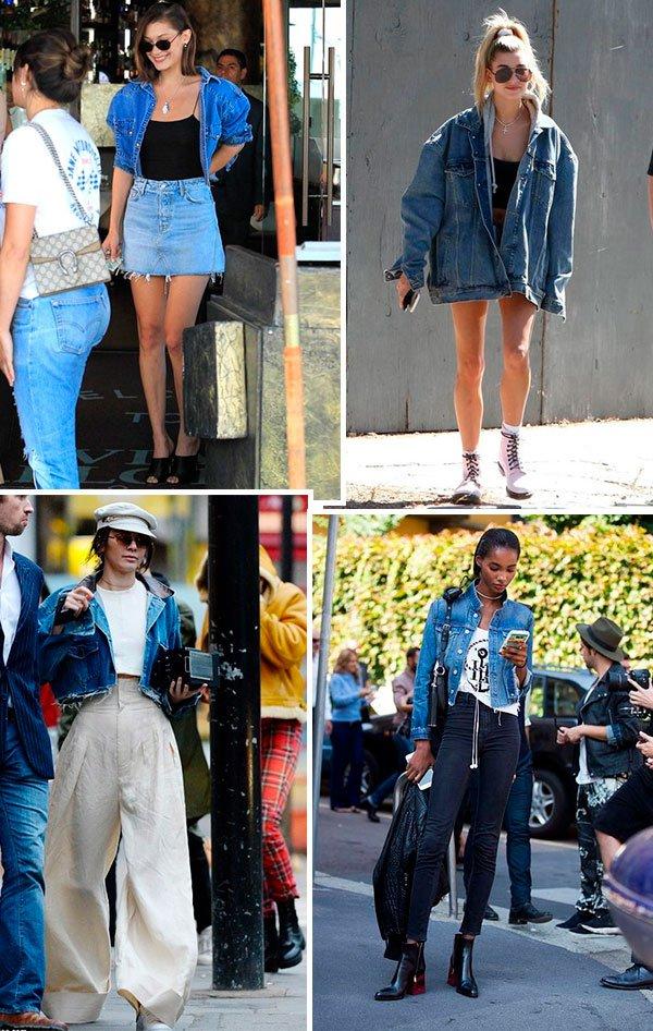jaqueta - jeans - celebs - teen - looks