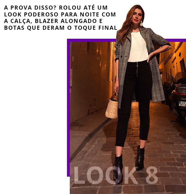 Manu Bordasch - look - amaro - 9 peças - 9 looks