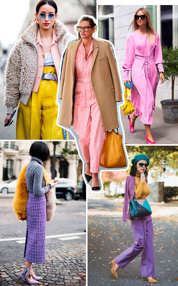 look - colorido - looks - trend - color