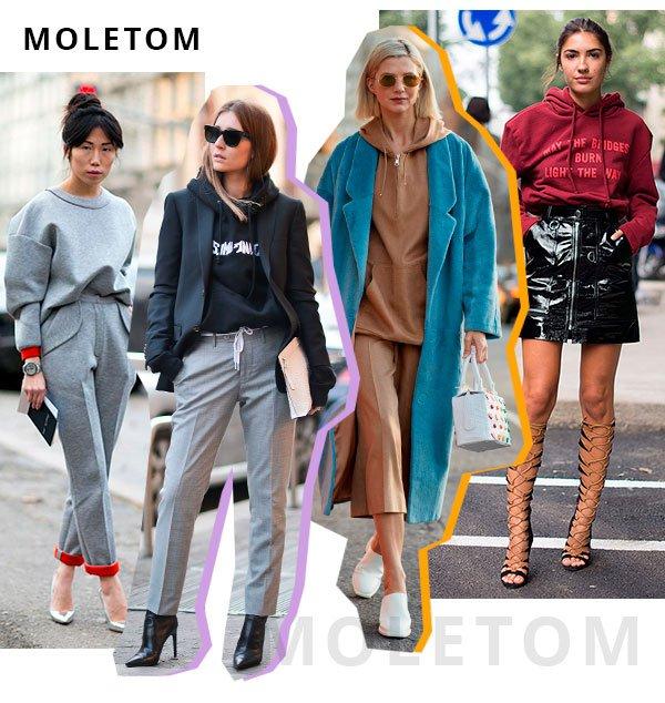 moletom - looks - como usar - steal the look - lez a lez