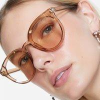 Óculos De Sol D-Frame Trend