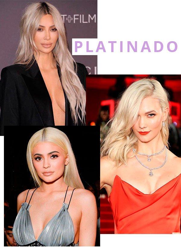 platinado - cabelo - verao - trend - cor