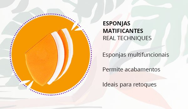 real techniques - prduto - esponja - make up - teste