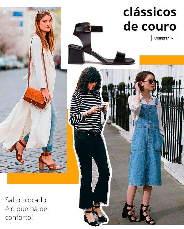 sapato - couro - looks - usar - sapato