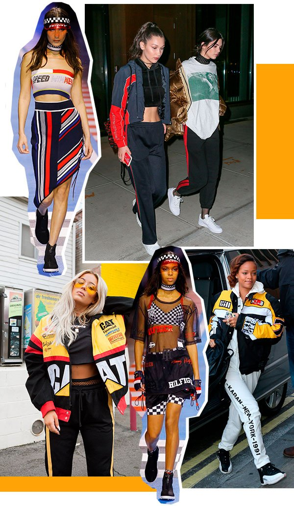 speed racer - trend - corrida - looks - kaia
