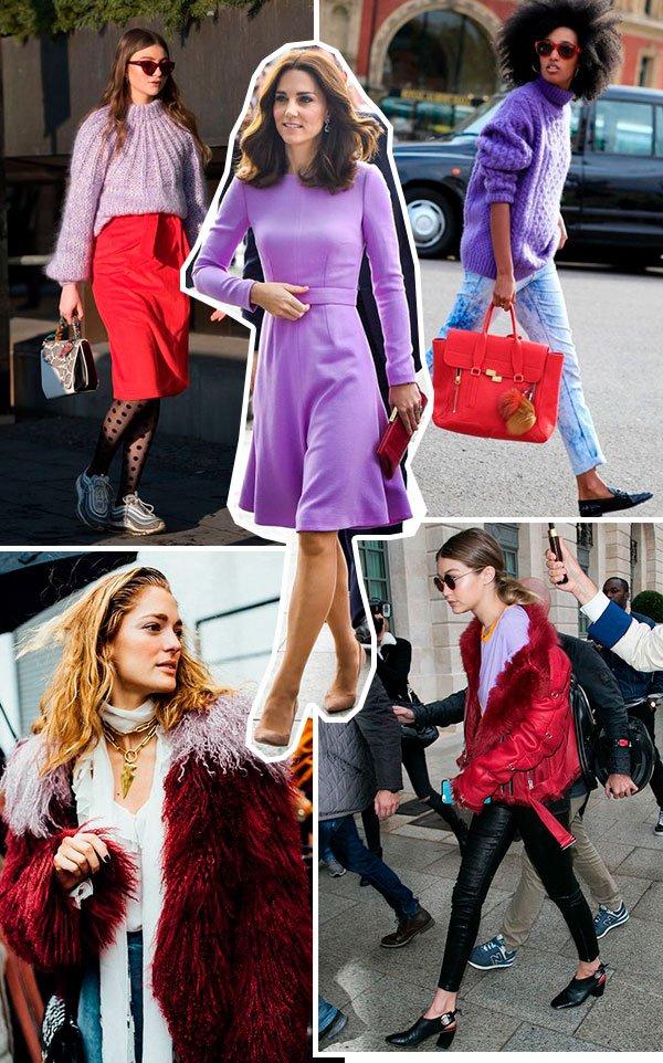 vermelho - looks - trend - como usar - look