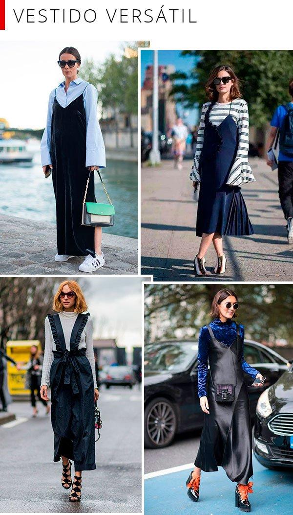 vestido - look - closet - minimal - como usar