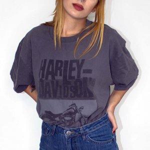 T-Shirt Vintage Pomona Valley  Tamanho: Gg - Cor: Cinza