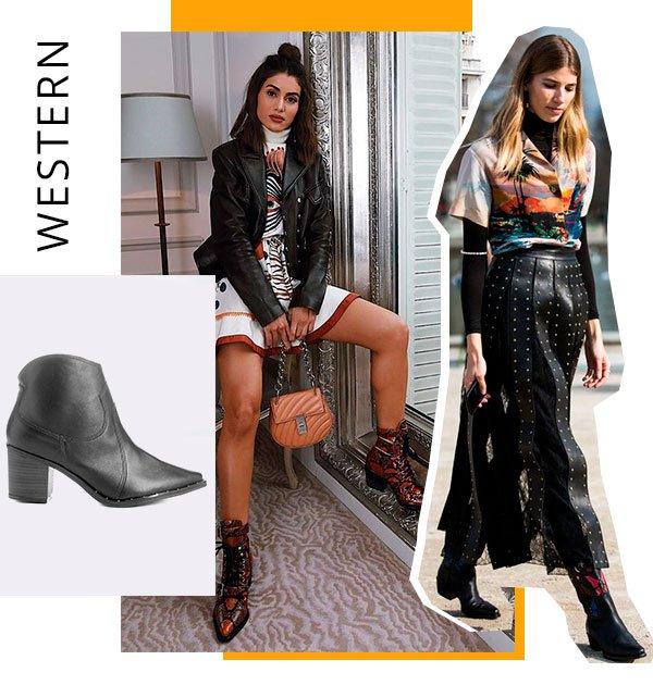 western - boots - looks - como usar - bebecê