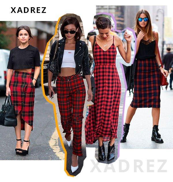 xadrez - looks - lez a lez - street style - looks