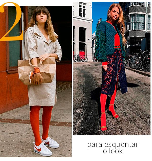 meia - calca - colorida - look - trend