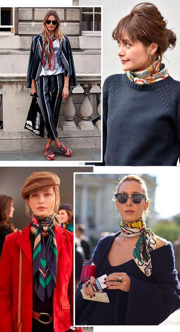 looks - trend - casaco - lenco - usar