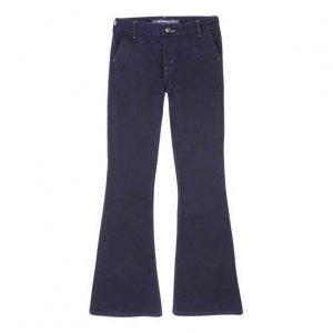Calça Feminina Flare Hering Em Jeans