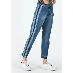 Jeans In Mom Base With Jeans Mix