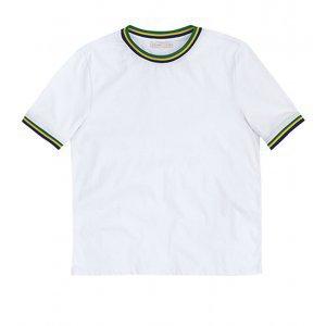 T-Shirt Em Malha De Algodão Edição Especial
