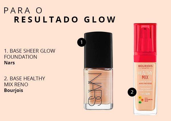 bases - pele - qual usar - escolher - make up