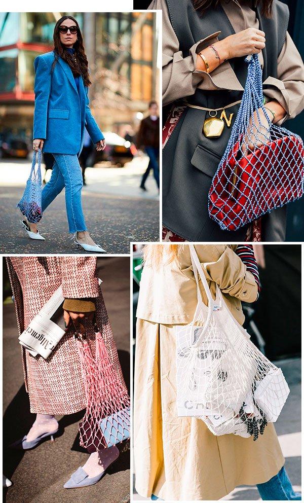 bolsa - net - bag - trend - looks