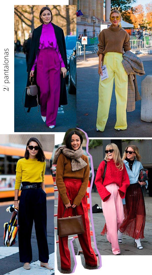 calça - pantalona - looks - trend - cintura alta