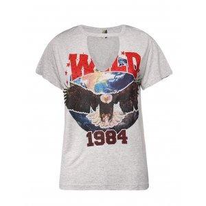 Camiseta Feminina Choker Wild 1984