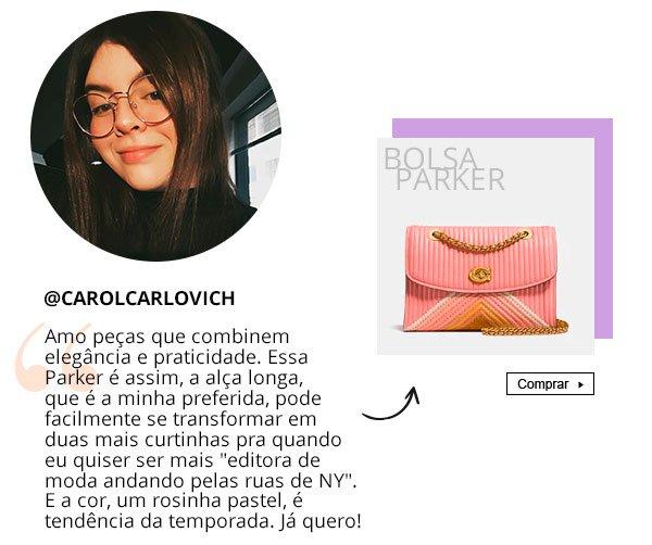 carol - bolsa - coach - look - comprar