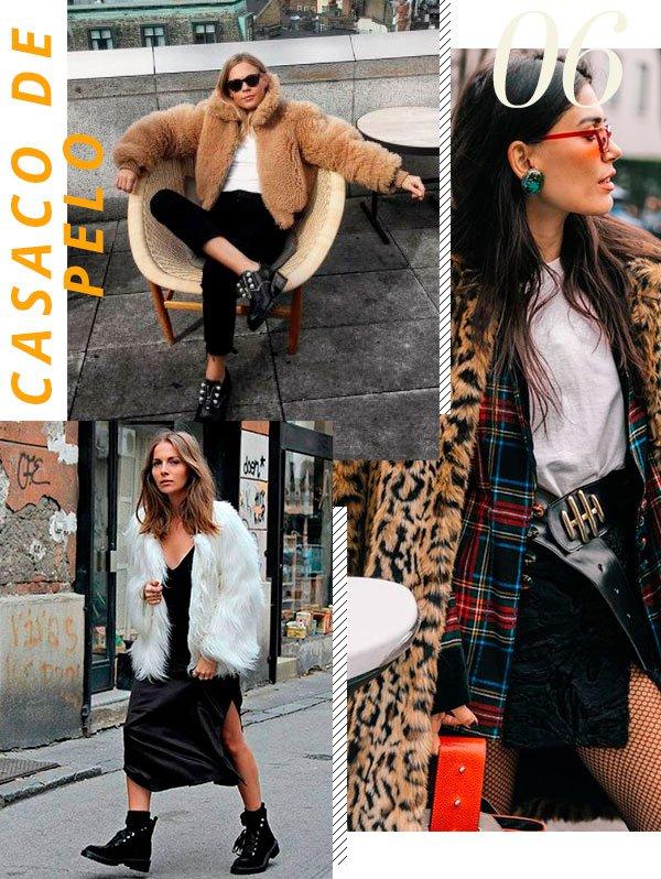 CASACO - PELOs - trend - usar - comprar