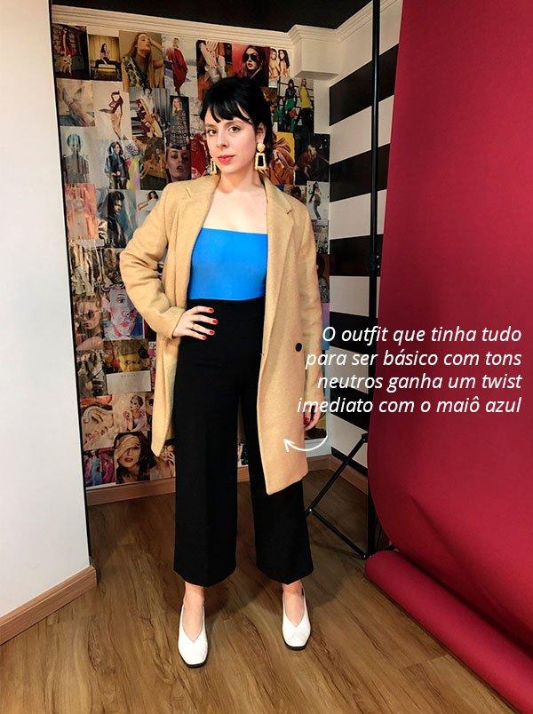 Gabriela bonomi - casaco - body - look - inverno