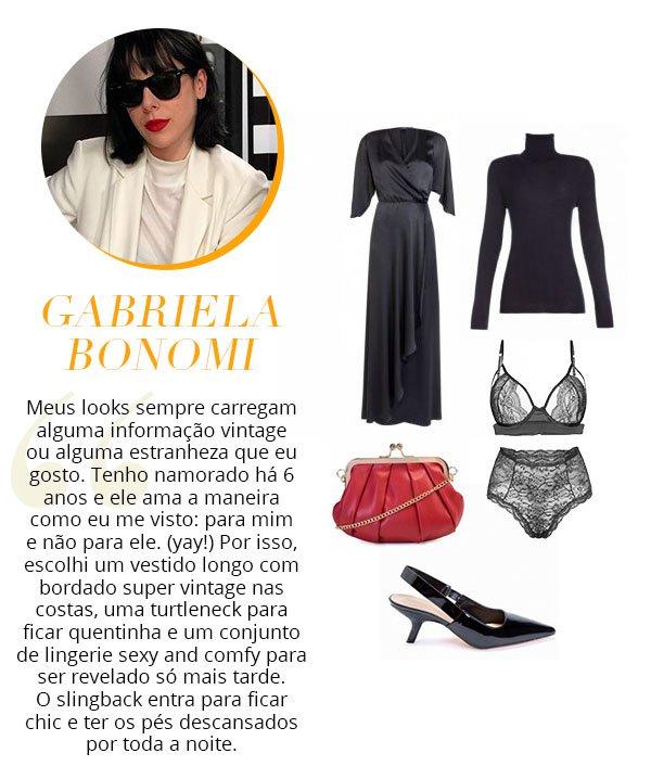 Gabriela bonomi - dia - namorados - looks - trend