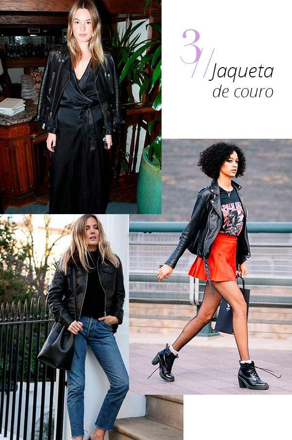 jaqueta - couro - trend - comprar - CASAOC
