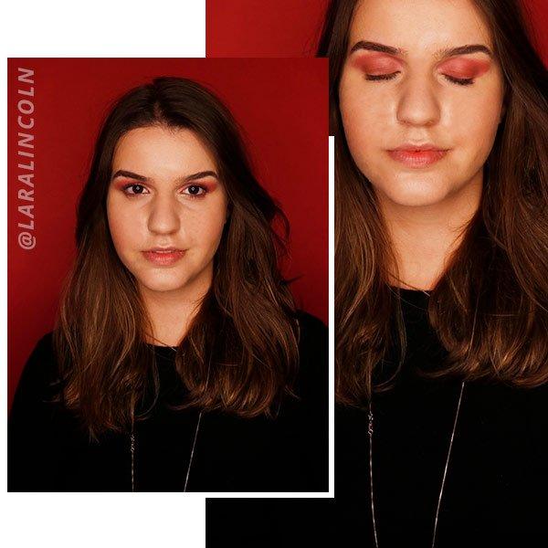 lara lincoln - resultado - make - trend - batom