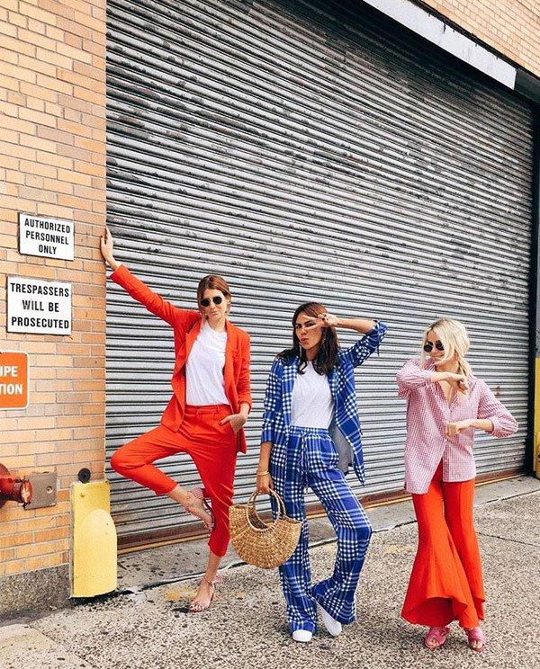 Look Stealers - calca-xadrez-bolsa-palha-calca-vermelha - calca - inverno - street style