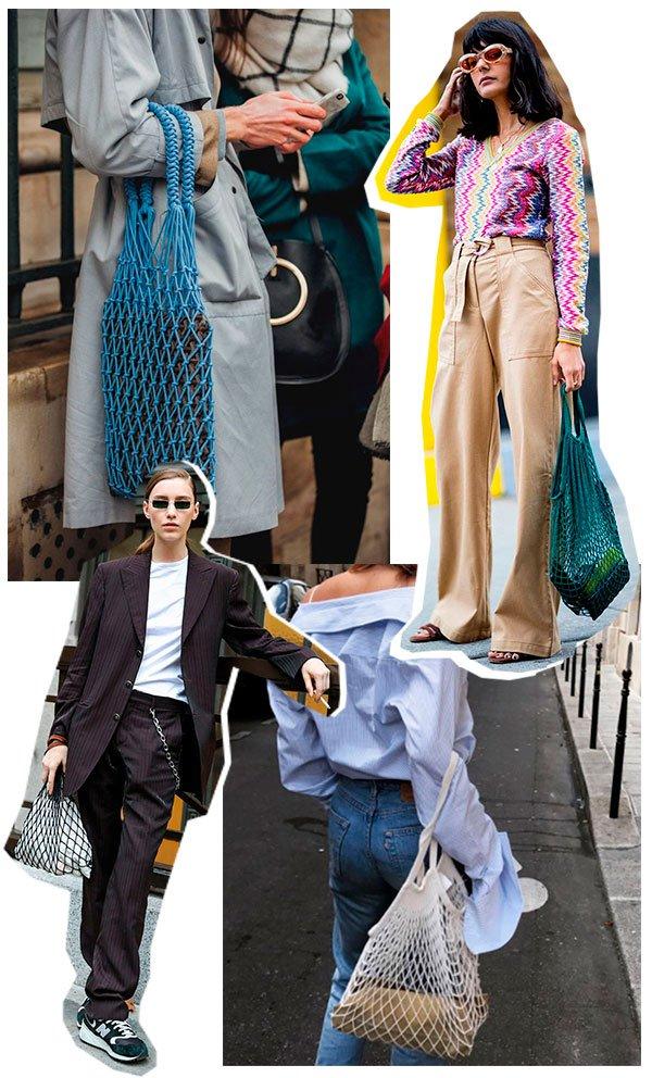 net bag - looks - trend - comprar - usar