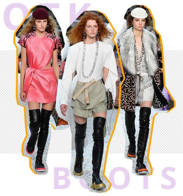 otk - boots - trend - looks - como usar
