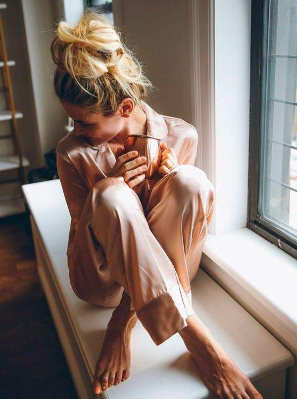 it-girl - pijama-look - pijama - inverno - quarto