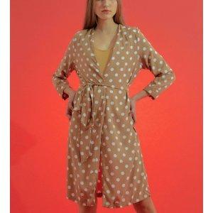 Kimono Louise Caramelo Poás Tamanho: 42 - Cor: Marrom