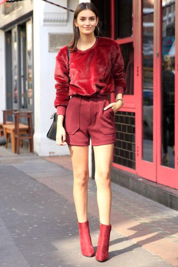 it-girl - sueter-pelo-short-vermelho - sueter-pelo - inverno - street style