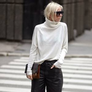8 Maneiras Infalíveis de Usar Calça de Couro