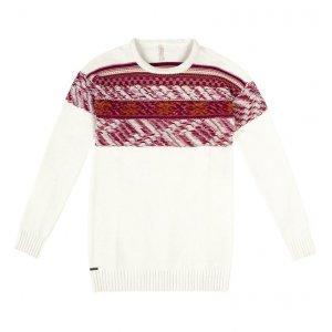 Sweater Em Tricô Com Jacquard Localizado