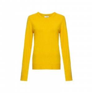 Tricot Juliana Yellow Tamanho: U - Cor: Amarelo