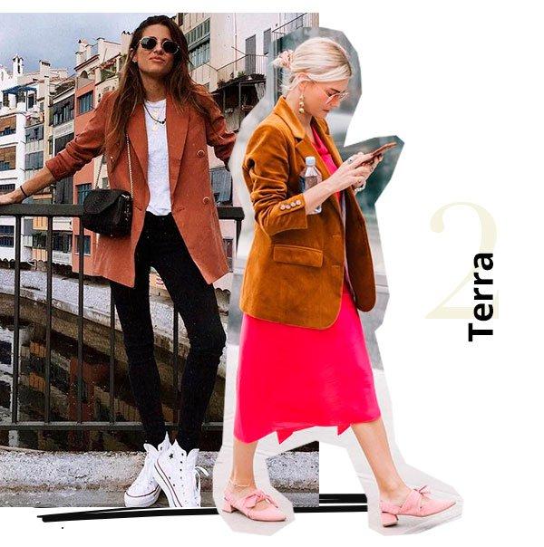 blazer - cor - terra - comprar - trend