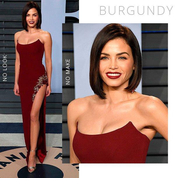 burgundy - look - make - atriz - copiar