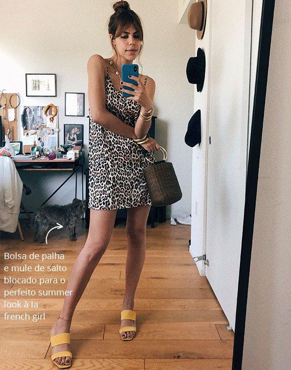 Catharina Dieterich - vestido - oncinha - como usar - looks