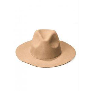 Chapéu Caramelo Fedora Quintess