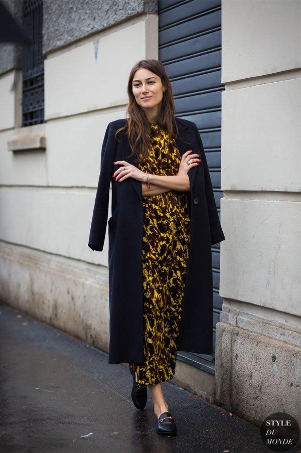 Giorgia Tordini - vestido-casaco - vestido - inverno - street style