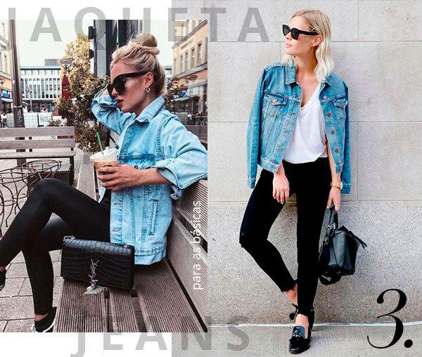 jaqueta - jeans - looks - trend - copiar
